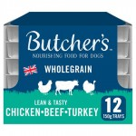 Butchers Chicken Turkey Beef 12 x 150g
