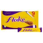 Cadbury Flake Chocolate 9 x 20g