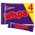 Cadbury Wispa 4 x 30g