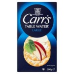 Carrs Table Water Biscuits 200g