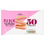 Caxton Pink N Whites Wafers 6 Pack