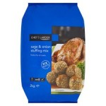 Chefs Larder Sage and Onion Stuffing Mix 2kg