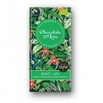 Chocolate and Love Organic 67% Dark Chocolate with Mint Crunch 80g