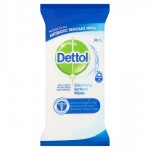 Dettol Antibacterial Surface Wipes 30 pack