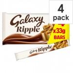 Galaxy Chocolate Ripple 4 Pack
