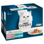 Gourmet Perle Seaside Duos Pouch 12 x 85g