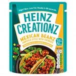 Heinz Creationz Mexican Beanz 250g