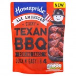 Homepride All American Sticky Texan BBQ Cooking Sauce 200g