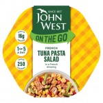 John West French Style Tuna Lunch on the Go 220g