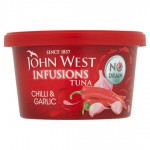 John West Tuna Chilli And Garlic Infusions 80g