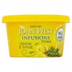 John West Tuna Infusions Lemon and Thyme 80g