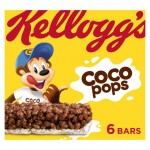 Kelloggs Coco Pops Cereal Bar 6 x 20g