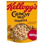 Kelloggs Crunchy Nut Oat Granola Caramelised Hazelnuts 380g