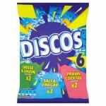 KP Discos Assorted 6 Pack