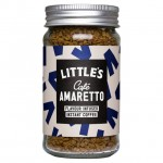 Littles Cafe Amaretto Flavour Infused Instant Coffee 50g