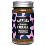 Littles Chocolate Caramel Flavour Infused Instant Coffee 50g