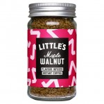 Littles Maple Walnut Flavour Infused Instant Coffee 50g