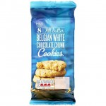 Marks and Spencer 8 All Butter Belgian White Chocolate Chunk Cookies 200g