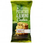 Marks and Spencer 8 Pistachio and Almond Cookies 200g.