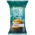 Marks and Spencer 8 Stem Ginger Cookies 200g