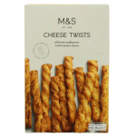Marks and Spencer All Butter Cheese Twists 125g