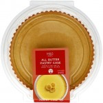 Marks and Spencer All Butter Pastry Case 195g