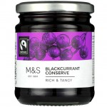 Marks and Spencer Blackcurrant Conserve 340g