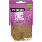 Marks and Spencer Cook with House Steak Seasoning Rub 34g