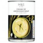 Marks and Spencer Cream of Asparagus Soup 400g