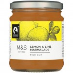 Marks and Spencer Lemon and Lime Marmalade Fine Cut 340g