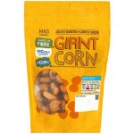 Marks and Spencer Lightly Salted Giant Corn 120g