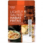 Marks and Spencer Lightly Salted Habas Fritas 150g