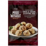 Marks and Spencer Made Without Wheat Sage and Onion Stuffing Mix 125g