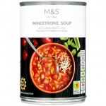 Marks and Spencer Minestrone Soup 400g