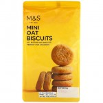 Marks and Spencer Mini Oat Biscuits 100g