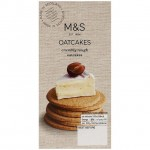 Marks and Spencer Oatcakes 300g