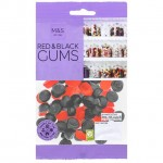 Marks and Spencer Red and Black Gums 225g