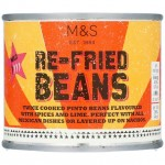 Marks and Spencer Refried Beans 206g