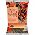 Marks and Spencer Sweet Chilli Hand Cooked Crisps 150g