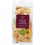 Marks and Spencer Toasted Flaked Almonds 100g