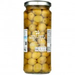 Marks and Spencer Whole Green Manzanilla Olives in Brine 340g
