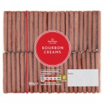 Morrisons Bourbon Creams 300g