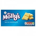 Ms Mollys White Chocolate 100g