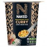Naked Rice Malaysian Curry 78g