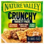 Nature Valley Granola Bars Variety 5 Pack