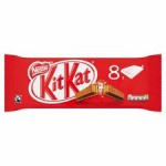 Nestle Kit Kat 4 Finger 8 Pack