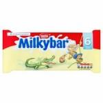 Nestle Milkybar 6 x 12g Pack