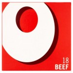 Oxo 18 Beef Stock Cubes