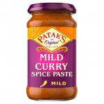 Pataks Mild Curry Paste 283g