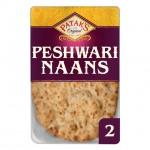 Pataks Peshwari Naan Bread 2 Pack